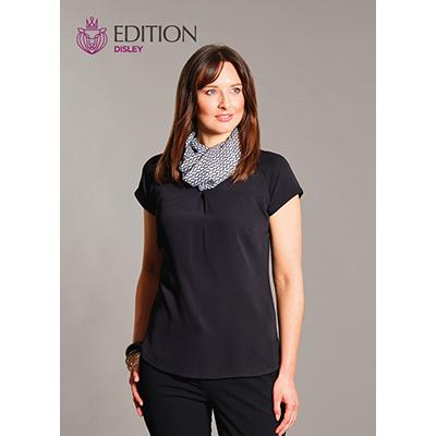 Image of Mona Round Neck Blouse