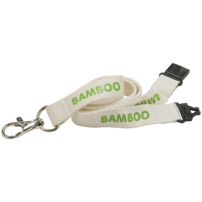 Image of 15mm Bamboo Lanyard - Natural col