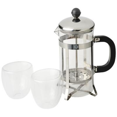 Image of Cooper french press set
